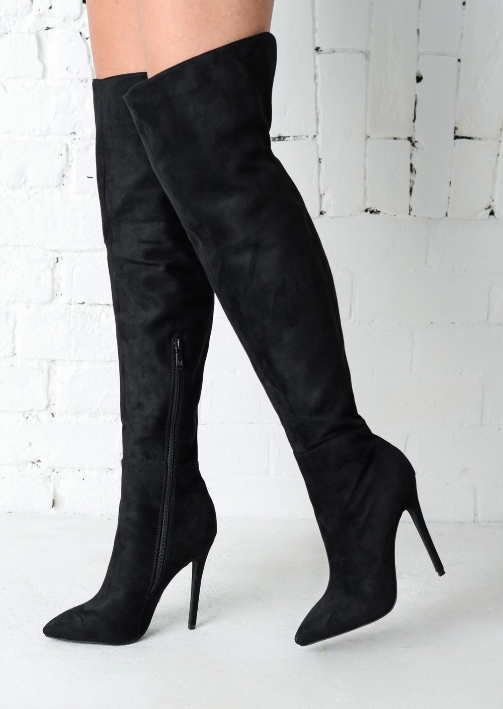 Extra Long Thigh High Boots Yu Boots