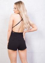High Waisted Shorts Black