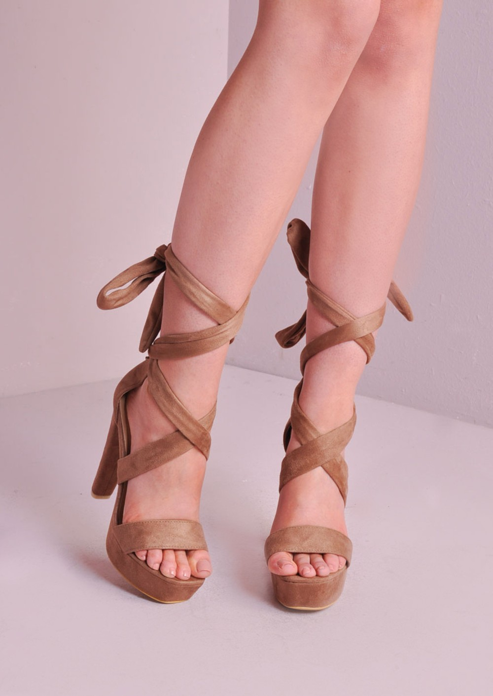 Heels That Lace Up The Leg Heels Zone
