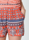 Nataly Tribe Print Playsuit