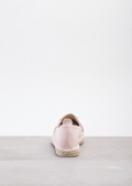 Blossom Espadrilles Flats In Plush Pink