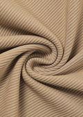 Cropped Bolero Twist Front Mini Dress Two Piece Set Beige