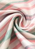Multiway Stripe Patterned Halterneck Crop Top Multi
