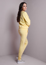 Patch Detail Tracksuit Yellow