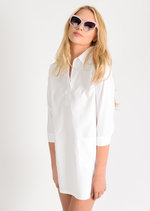 Kara Soft White Shirt