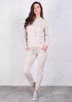 Glittery Tracksuit Set Co Ord Lurex GoldLoungewear
