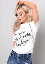 Slogan T-Shirt White
