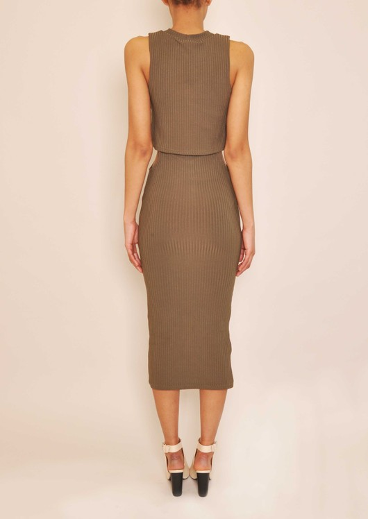 data/2015-/April/Odessa Khaki cut out body con back.jpg