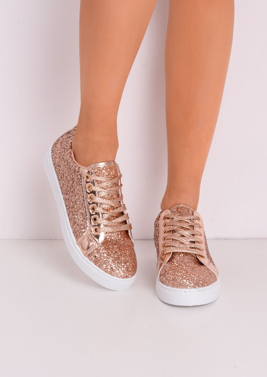 12dcdc1b7231 metallic-glitter-lace-up-trainers-rose-gold-bronte-lily-lulu-fashion-1.jpg
