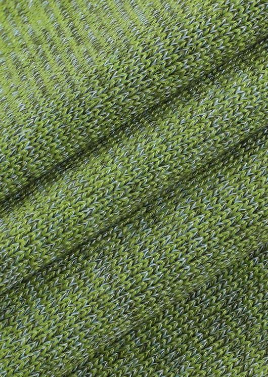Rib Knit Halterneck Open Back Tie Mini Dress Blue