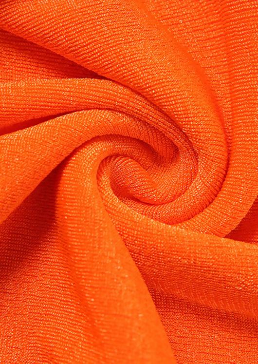Ruched Front Halterneck Crop Top And Back Split Midi Skirt Co-Ord Set Black