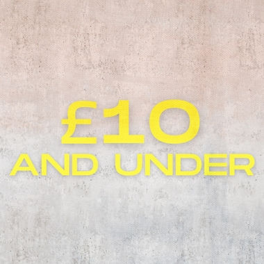 Shop £10 and under