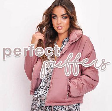 Shop Puffer Coats